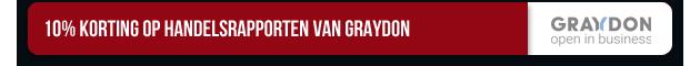 10% Korting op handelsrapporten van Graydon