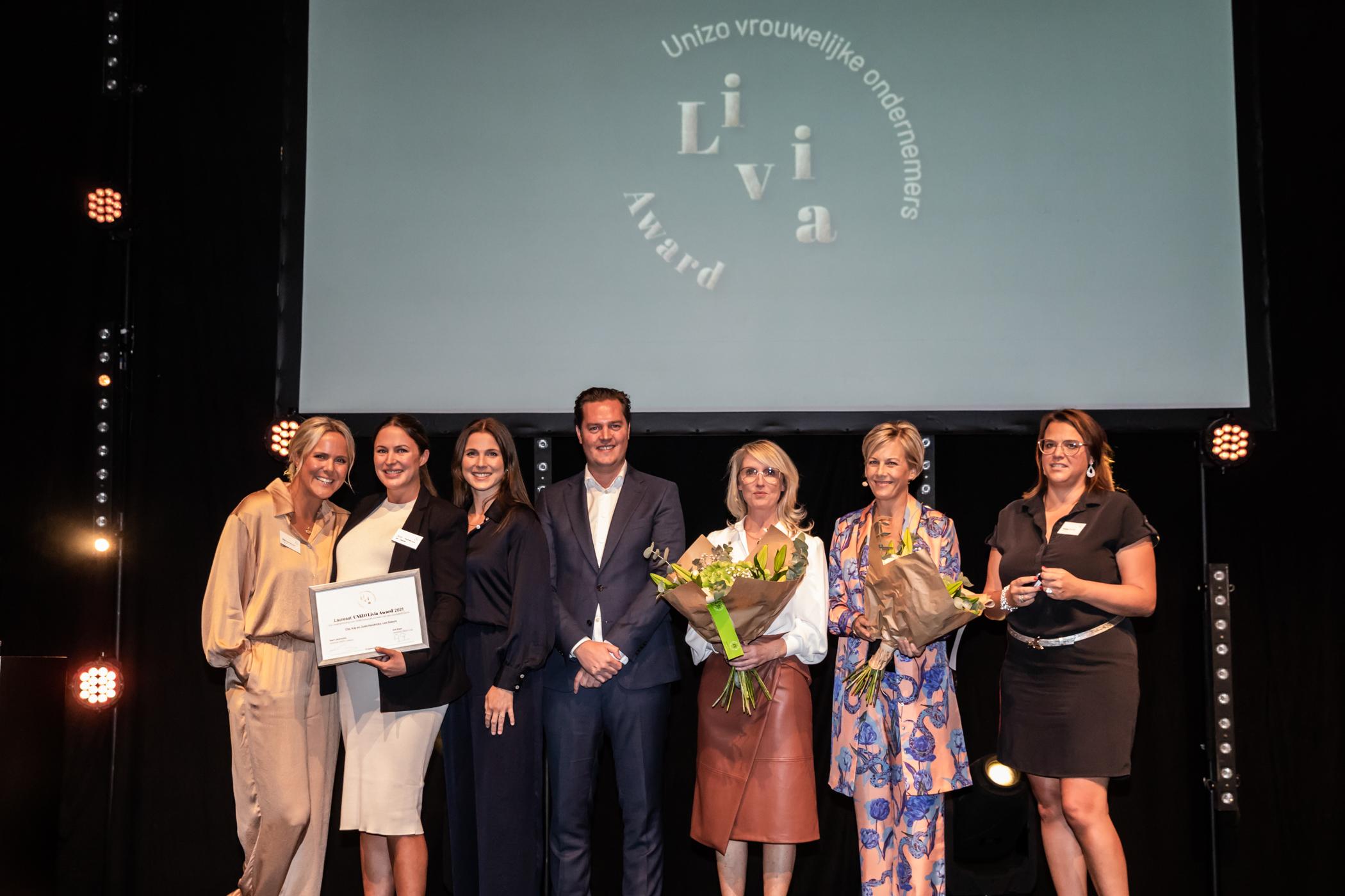 UNIZO Livia Award 2021