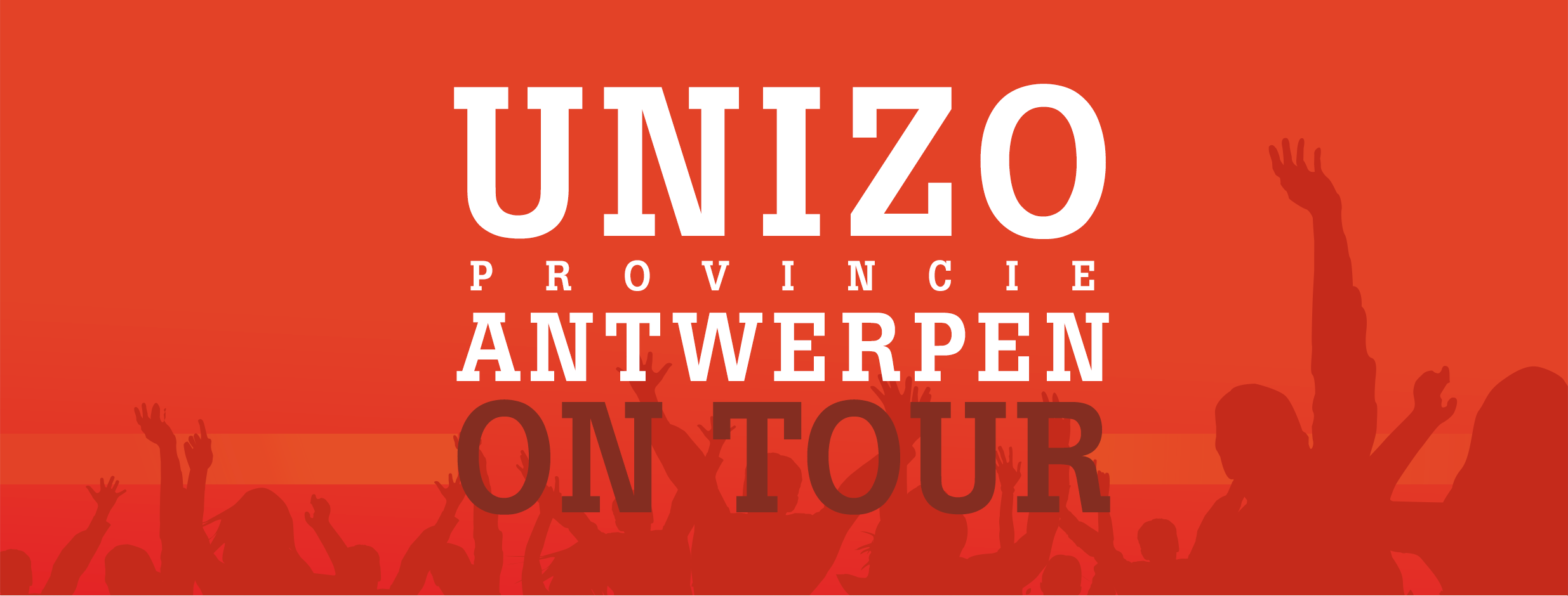 UNIZO on tour