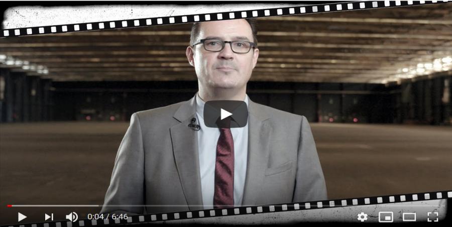 Boodschap Danny Van Assche Startevent 2020
