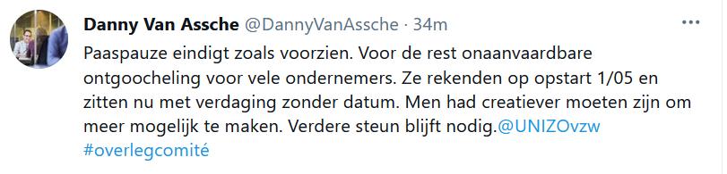 Tweet Danny